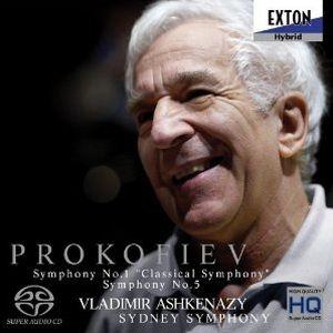 Prokofiev symphonique par Vladimir Ashkenazy