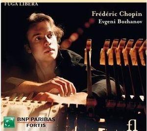 Evgeni Bozhanov: Un Chopin poétique et puissant