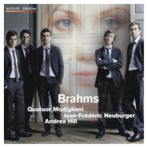 Le Quatuor Modigliani en quintette et trio