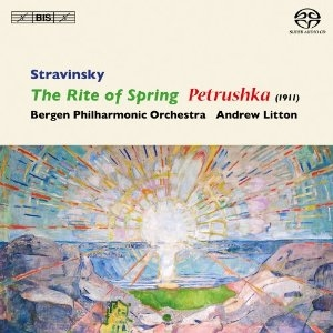 Andrew Litton dirige Stravinsky