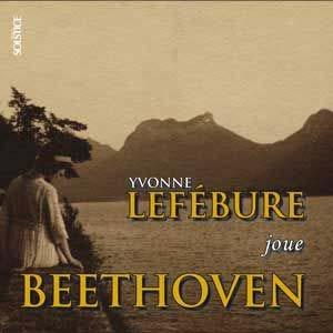 Hommage à Yvonne Lefébure