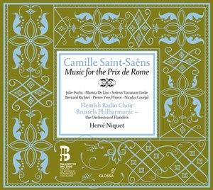 Saint-Saëns et le Prix de Rome