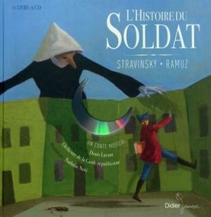 L'Histoire du soldat, conte pour enfants?