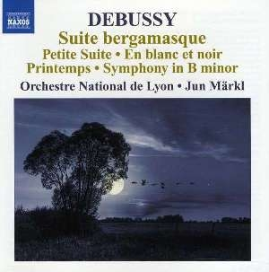 Fin de l'intégrale Debussy de l'Orchestre de Lyon