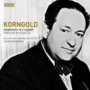 Korngold par John Storgårds