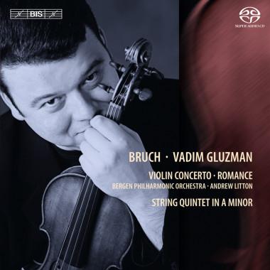 Bruch_Vadim Gluzman_BIS Records