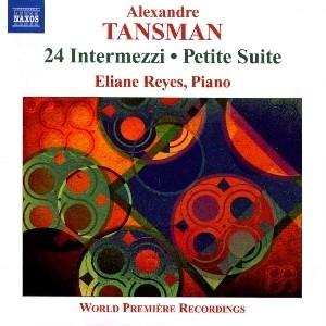 Intermezzi de Tansman, entre guerre et exil