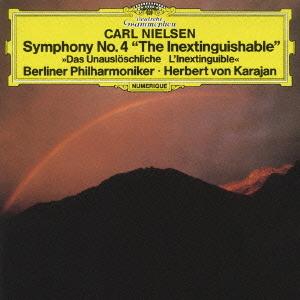 Karajan Nielsen symphonie n°4