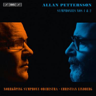 Allan Pettersson_Symphonies no. 1 et no. 2_BIS Records