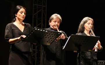 Estelle Nadau, JP Canihac, Marie Garnier