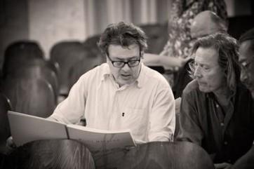 Martin Matalon et Philippe Nahon © DR