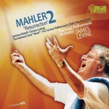 CD_Helicon_Mahler_Sym2_Levine