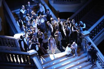 Oper KšlnLa Clemenza di TitoPremiere 09.10.2011