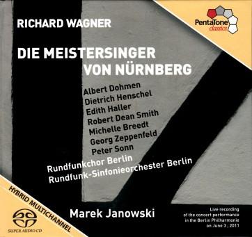 Die Meistersinger_pentatone