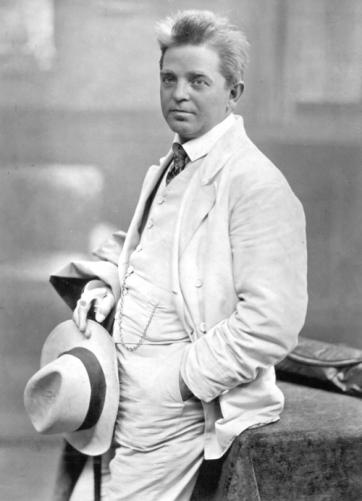 Carl Nielsen en 1905