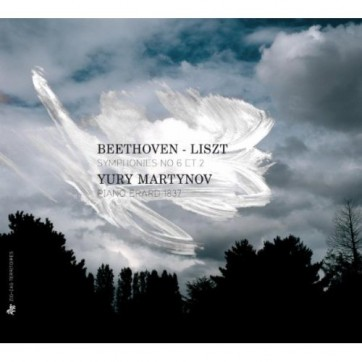 cd beethoven-lszt symphonies martynov