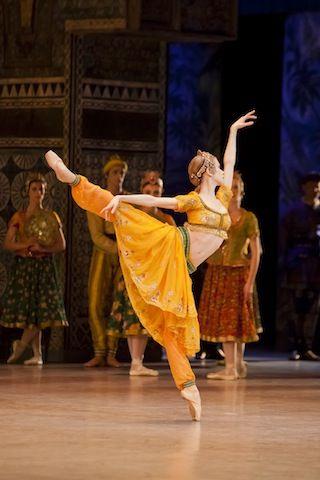 Myriam Ould-Braham ©  Agathe Poupeney / Opéra national de Paris