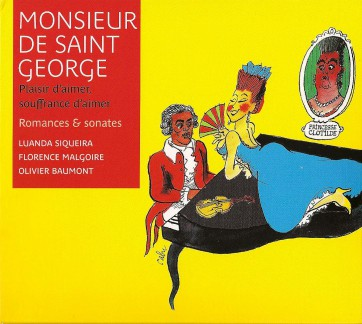 cd monsieur de saint george