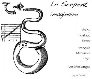 Volny Hostiou, Le Serpent Imaginaire