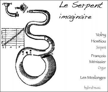 Volny Hostiou, Le Serpent Imaginaire