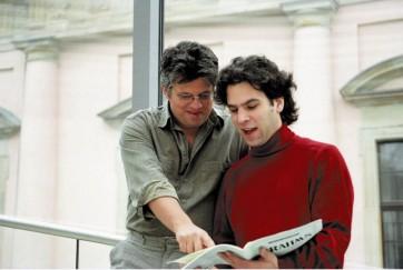 Werner Güra et Christoph Berner © Monika Ritterhaus