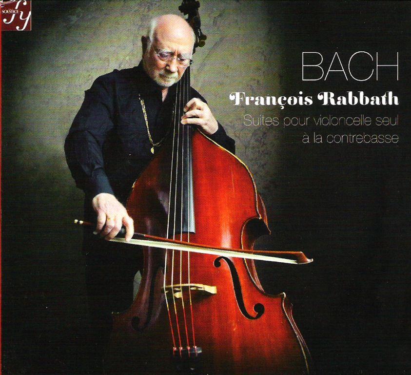 Les suites pour violoncelle de bach la contrebasse for Bach musique de chambre