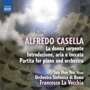 Alfredo Casella : La Donna Serpente - Partita - Introduzione