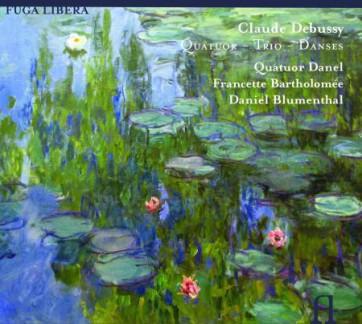 Quatuor de Debussy par le Quatuor Danel