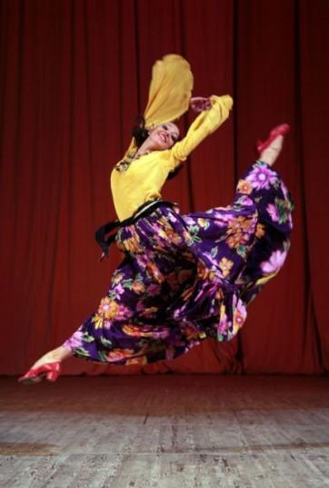 Danse Tsigane - Crédit E. Masalkov