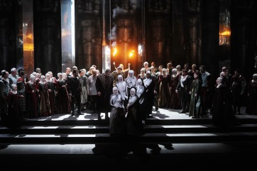 NANCY : Pre-generale Macbeth