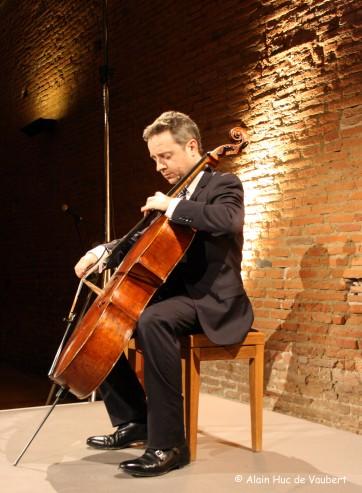 Sarabande 6e Suite Bach