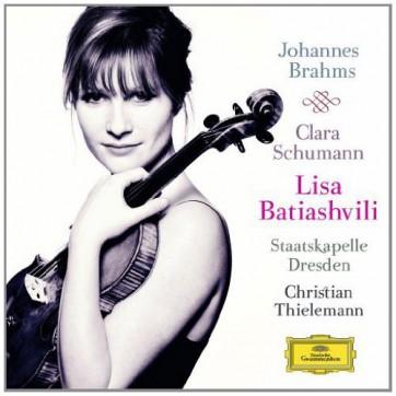CD_DG Brahms cto violon Batiashvili Thielemann
