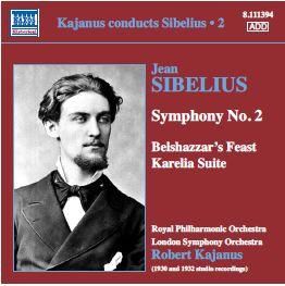 Sibelius-Kajanus vol2