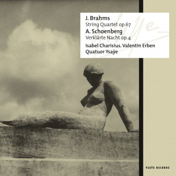 CD_ysayerecords Brahms Schoenberg