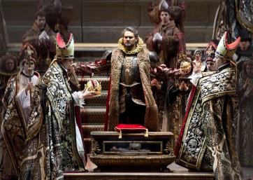 Ildar Abdrazakov (Filippo II) © Ramella&Giannese – Teatro Regio