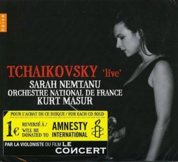tchaikovski nemtanu