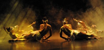 Ballet Preljocaj  Les Nuits (c) JC Carbonne