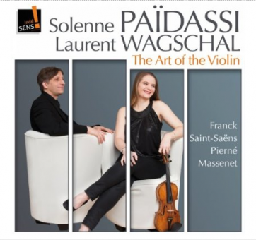 CD Indesens Paidassi violon français