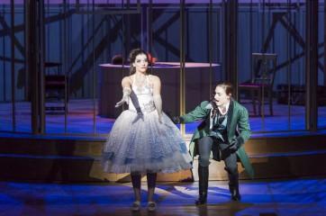 Princesse - Zanetta photo Cyrille Cauvet  /Opéra Théâtre de Saint-Etienne