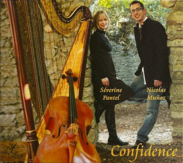CD Confidence jaquette