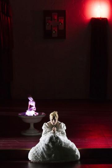 Camilla Nylund (Rusalka)© Grand Théâtre de Genève