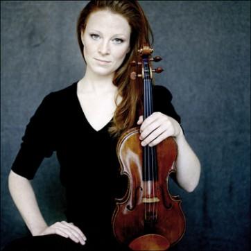 Carolin Widmann - Crédit photographique : (c) KassKara