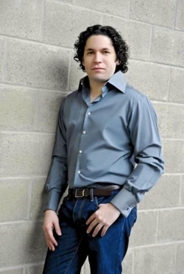 Gustavo Dudamel © Luis Cobelo  DG