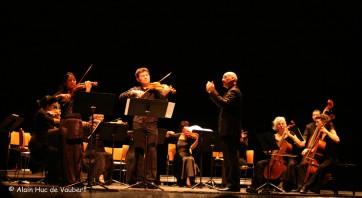Symph concertante 2 violons