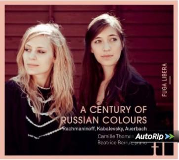 fuga libera un siecle de musique russe