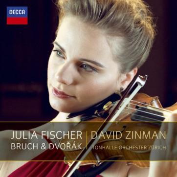 Julia Fischer - David Zinman - Decca