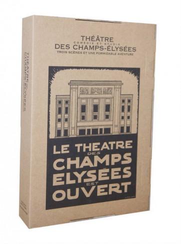 Theatre des Champs-Elysees, le livre du centenaire