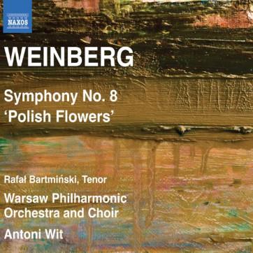 Symphonie 8 Weinberg - Antoni Wit