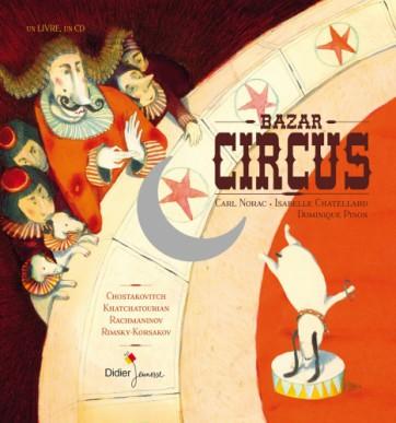 Bazar Circus - Carl Norac