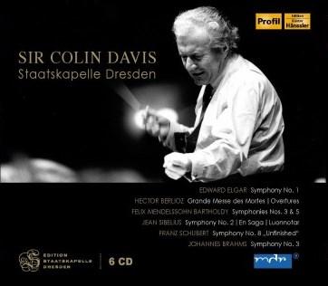 Colin Davis - Staatskapelle de Dresde